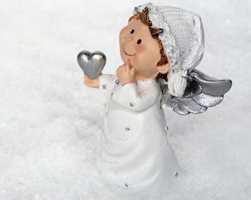 Pohľadnica anjelik pre teba  -