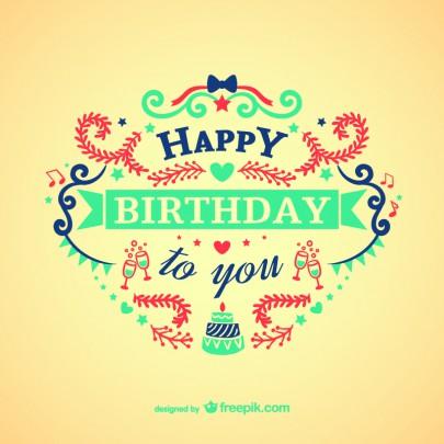 Pohľadnica gratuľujem všetko najlepšie k narodeninám happy birthday champagne  -