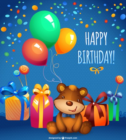 Pohľadnica gratuľujem všetko najlepšie k narodeninám happy birthday macko  -