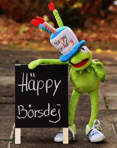 Pohľadnica happy birthday  -