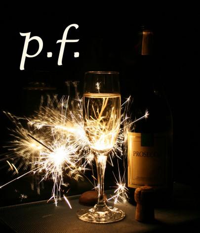 Pohľadnica Nový rok pf 011  -