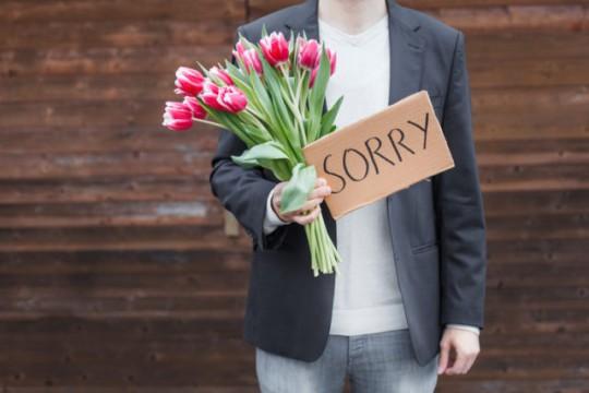 Pohľadnica odpustenie  -