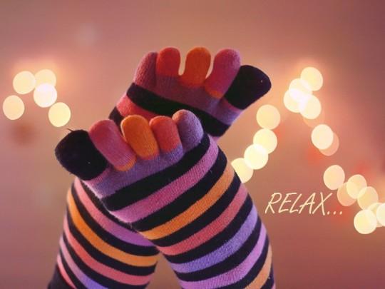 Pohľadnica relax pohoda oddych  -