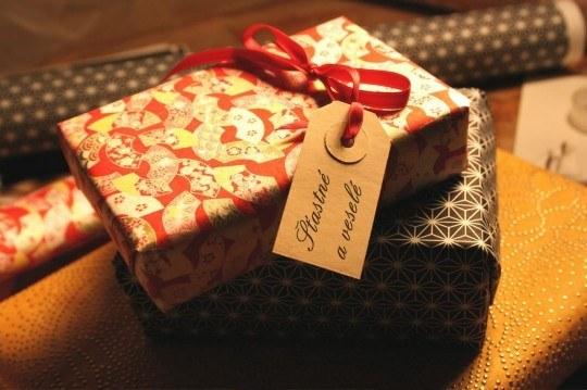 Pohľadnica šťastne a veselé Vianoce  -