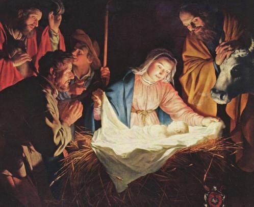 Pohľadnica Vianoce zazrak  -