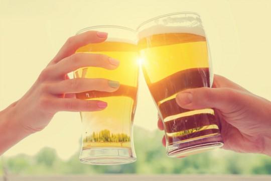 Pohľadnica všetko najlepšie k narodeninám happy birthday pivo 01  - k meninám, príležitosti