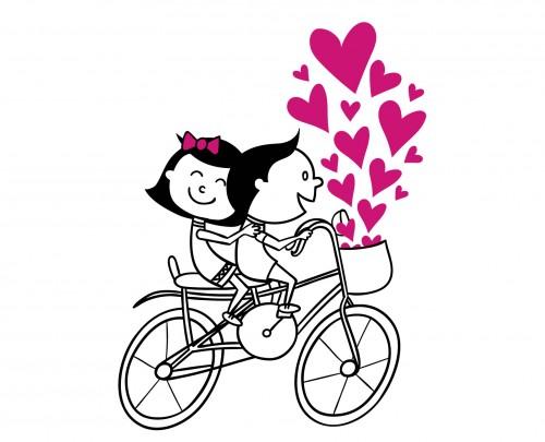 Pohľadnica z lásky Valentín 02  -